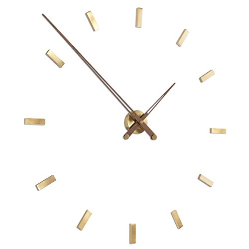 Price comparison product image Nomon Tacòn G 12 - Wall Clock Gold