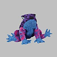 """Ty Beanie Baby - Dart The Blue Frog 6"""""""