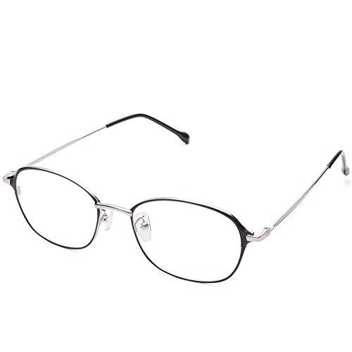 TAIQX Blue Blocking Glasses Anti-Blaulicht-Brille Blaulichtfilter Computer-Brille zum Blockieren von UV-Kopfschmerzen Transparente Linse Gaming-Brille für Männer und Frauen