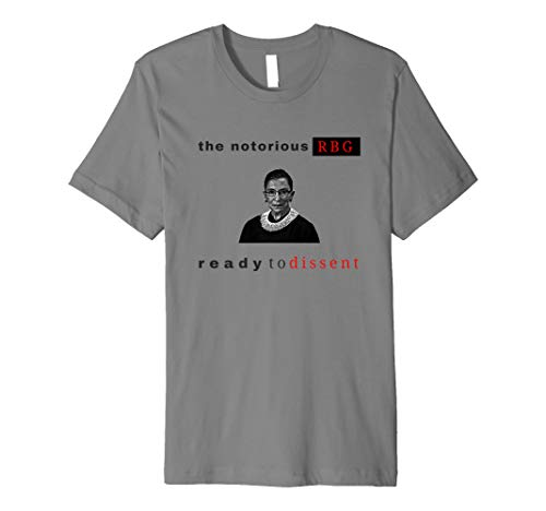 Notorious RBG Ready To Dissent Shirt | Notorious RBG T Shirt Preisvergleich