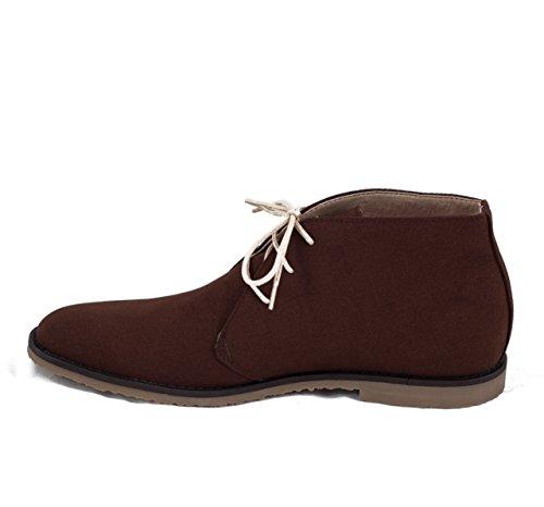 NAE Lagos Braun - Herren Vegan Stiefel - 4