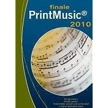Finale PrintMusic 2010