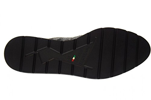 NERO GIARDINI Scarpe Donna Inglesine A719397D/100 Nero