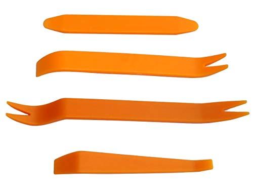 AERZETIX - Werkzeug-Set für Demontage von Klammern Clips für Autopaneele C41151