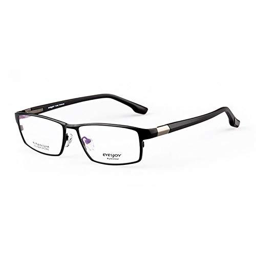 YMTP Kühler Mann Geschäfts Titan Rand Optischer Brillen Rahmen Für Erfolgreichen Mann