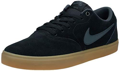 Nike Herren Sb solar Check Skateboardschuhe, Mehrfarbig (Black/Antrachite 003), 44 EU