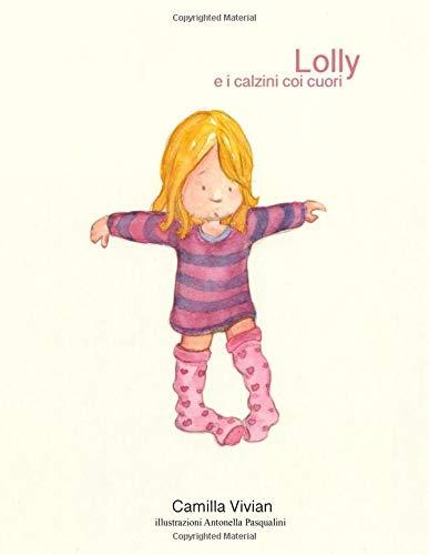 Lolly e i calzini coi cuori: miofiglioinrosa