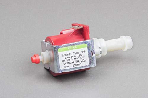 Pompa dell\'acqua ULKA EP5 48W p=15ba