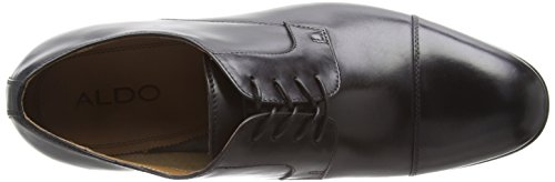 Aldo Herren Galerrang Derby Black (Black Leather/97)