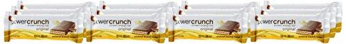 Power Crunch Protein Energy Bar, Peanut Butter Fudge, 12 Bars, 1.4 oz (40 g) Each