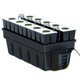Système aéroponique AeroStar 10 pots - Platinium hydroponics