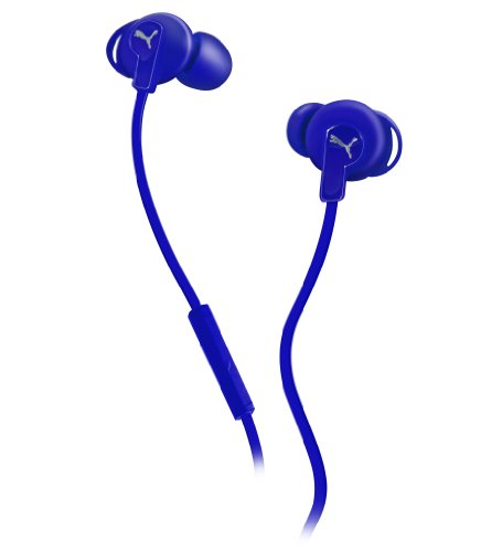 Price comparison product image Puma Bulldogs In-Ear Headphones and Microphone Blue