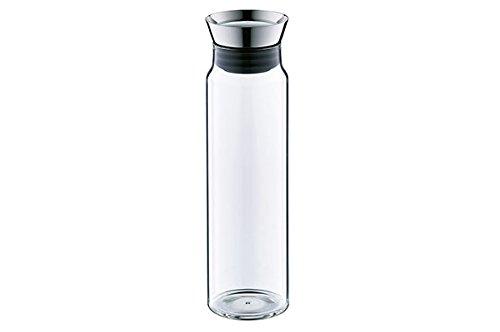 Alfi 2417020100 Karaffe flowMotion, Borosilikat-Glas einwandig 1 L