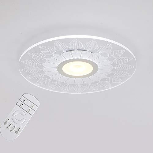 Aione G4 LED-Deckenfernsteuerung von Lampen Cartoon Jungen und Mädchen Schlafzimmer Licht zu Licht PVC Auge Kinderbetreuung Moderne Lampen,60cm