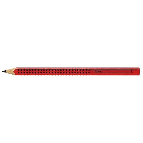 Bleistift Jumbo GRIP rot