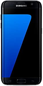 Samsung Galaxy S7 Edge SM-G935F 32GB Single SIM Smartphone, Black