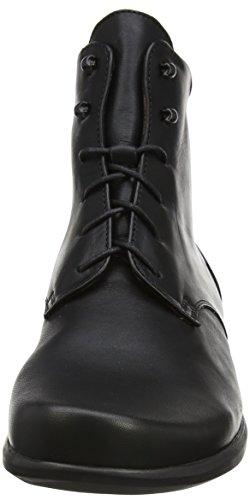 Think Pensa_989004, Stivali Desert Boots Donna Nero (Schwarz 00)