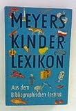 Meyers Kinderlexikon. mein erstes Lexikon. 1. Auflage.
