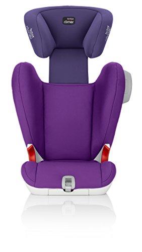 Britax Römer Autositz KIDFIX SL SICT, Gruppe 2/3 (15 – 36 kg), Kollektion 2017, Mineral Purple