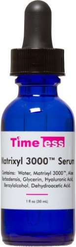 Timeless Skin Care Matrixyl 3000 Serum W/ Hyaluronic Acid - 30ml