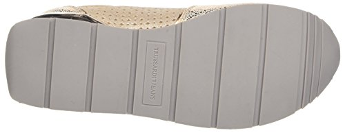 TRUSSARDI JEANS by Trussardi 79s50853, Sneakers basses femme Or