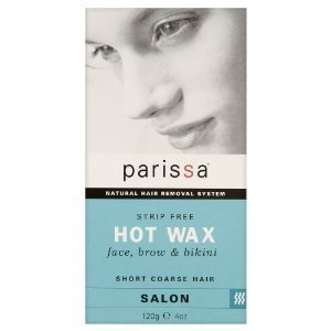 Natural Hair Removal System Hot Wax - 4 oz