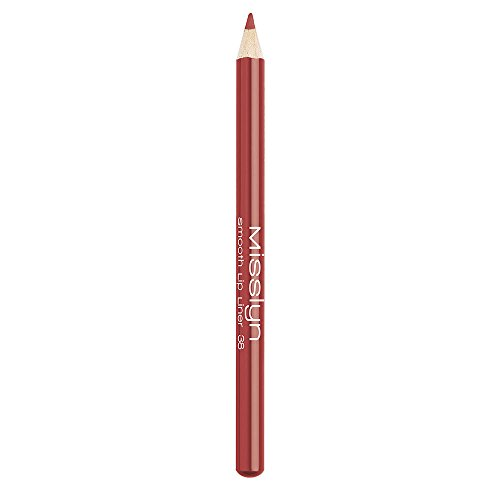 Hot Lips Lipgloss (Misslyn Smooth Lip Liner Nr.38 hot spicy, 0.78 g)