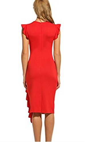 ... SHUNLIU Dress Business Dress Summer Dress Women's Dress Pencil Dress  Festive Mini Dress Evening Party Dress ...