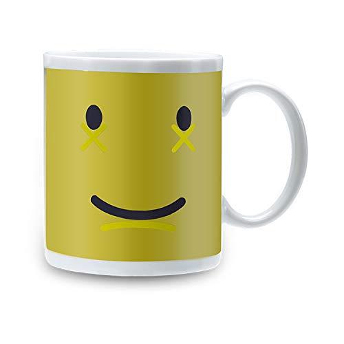 Incutex taza calor taza mágica cambia color - sonrisa