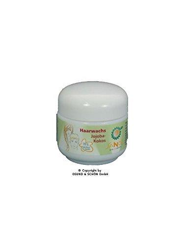 Sanoll Haarwachs Jojoba-Kokos 50 ml