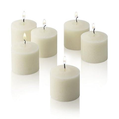 Superbement parfumée bougies votives Lot de 12