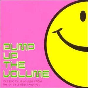 Pump Up the Volume Classic Pump