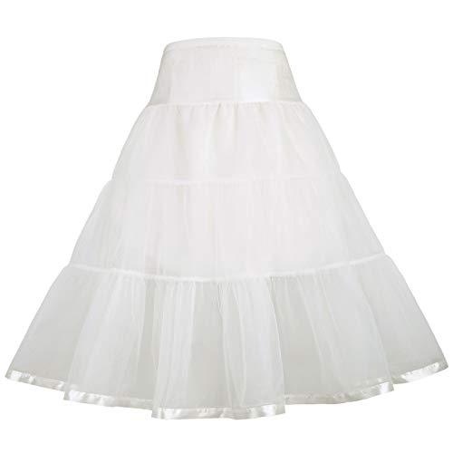 GRACE KARIN Maedchen Retro Petticoat Unterrock 2-3 Jahre CL11035-3