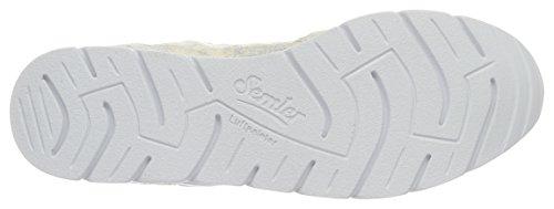 Semler Damen Nelly Sneakers Beige (creme-gold)