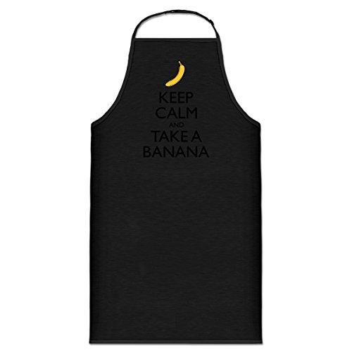 Banana Kochschürze by Shirtcity (Erwachsene Banana Hoodie)