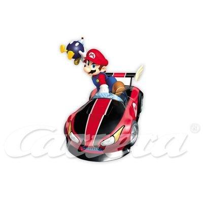 Carrera Digital 143 Mario Kart Wii 41319 Wild Wing Mario - Coche para circuito de carreras en miniatura (escala 1:43) [importado de Alemania]
