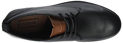 Boxfresh Geber, Sneaker a Collo Alto Uomo nero (nero)