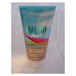 Bath and Body Works Malibu Heat Glowing Body Scrub 8 Oz