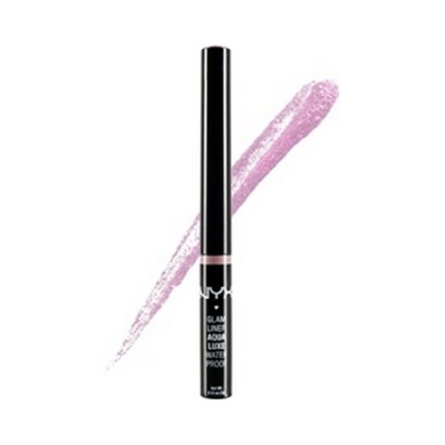 (6 Pack) NYX Glam Liner Aqua Luxe Collection - Glam Pink