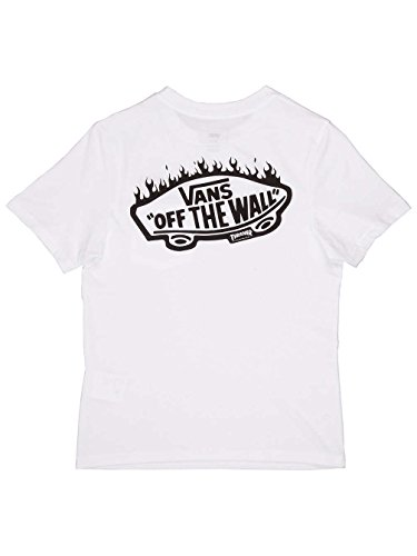 Herren T-Shirt Vans X Thrasher Pkt T-Shirt White