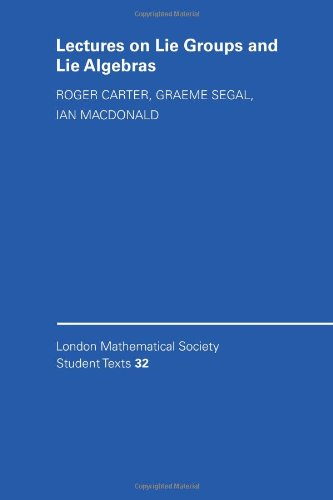 Lectures on Lie Groups and Lie Algebras (London Mathematical Society Student Texts)