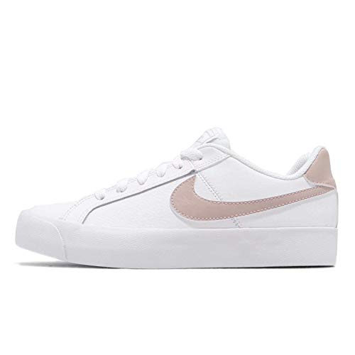 big sale 2ed7a 9ff31 Nike Wmns Court Royale AC, Zapatillas de Tenis para Mujer, (White Particle