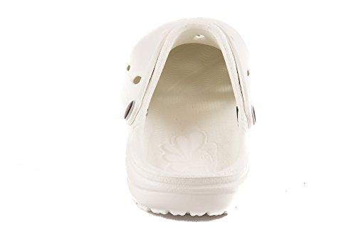 Chung Shi DUX 7900010 Chaussons mules Shibit pour adulte Unisexe Weiß