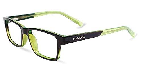 Converse Eyeglasses K017 Black/Green Black/Green
