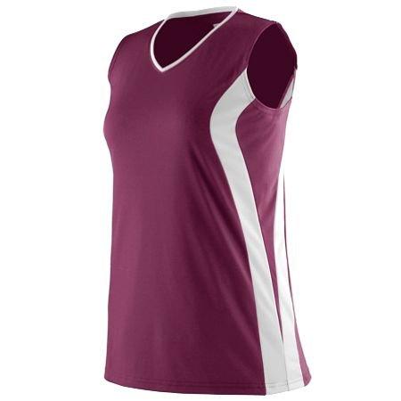 Augusta Sportswear Women'S Triumph Softball Jersey M Maroon/White (Maroon Softball)