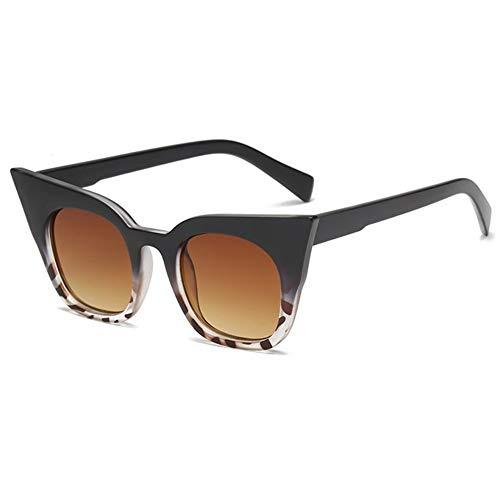 ZHOUYF Sonnenbrille Fahrerbrille Cat Eye Sonnenbrillen Frauen Kinder Cateye Sonnenbrillen Damen Markendesigner Mädchen Vintage Brillen Eltern Kind Modelle, D (Kinder Cateye Sonnenbrillen)
