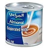 #8: Almarai Evaporated Milk Original, 410g