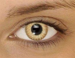 HAZEL Colored Contacts Kontaktlinsen Single Tone Farbige Kontaktlinsen Contact Lenses * FREE case included