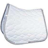 HKM 4057052129377 - Mantilla para Caballo, Color Blanco