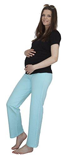 12babyline - Pantalon de sport - Femme bleu clair